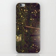 Fireflies iPhone & iPod Skin