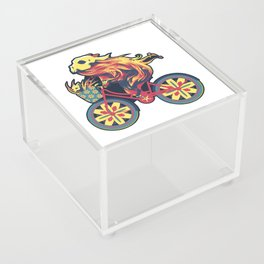 Bike Monster Acrylic Box