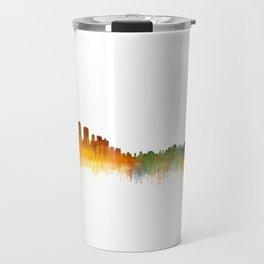 Sydney City Skyline Hq v2 Travel Mug