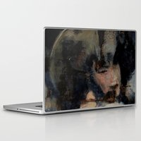 imagerybydianna Laptop & iPad Skins featuring otherness by Imagery by dianna