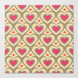How the Love Multiplied Canvas Print