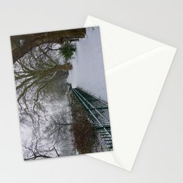 On a Winter's Day Stationery Cards