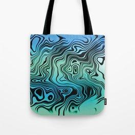 Liquid #9 Tote Bag