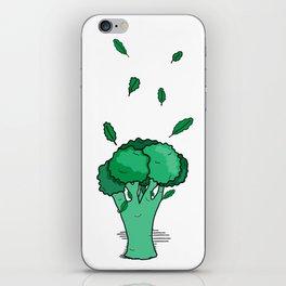 Funky Broccoli iPhone Skin