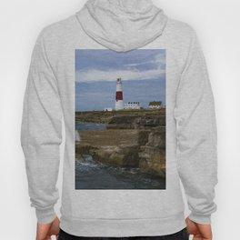 Portland Bill Lighthouse Dorset England Hoody