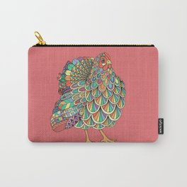Dream Chicken Carry-All Pouch