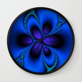 Larkspur Wall Clock