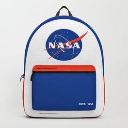 NASA Insignia Backpack