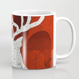 Reindeer Coffee Mug