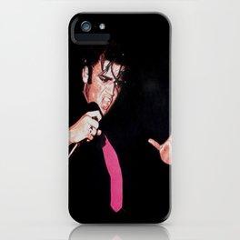 ELVIS AFTER DARK iPhone Case
