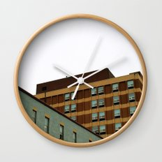 Sunday Symmetry Wall Clock