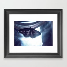 Moth 34 Framed Art Print