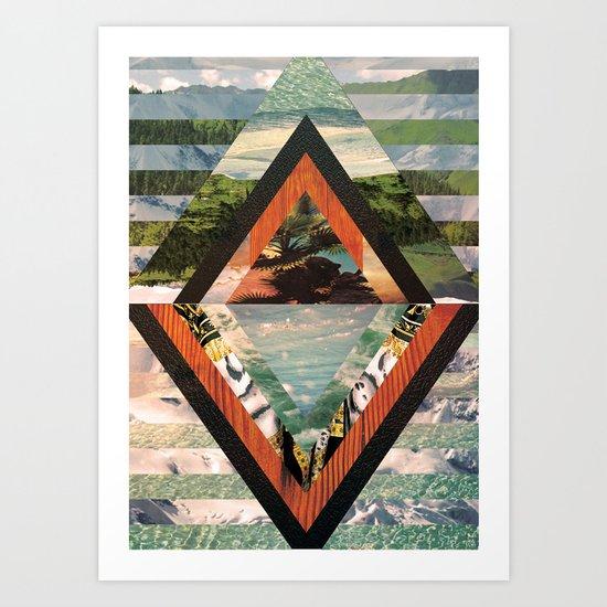 SKYE Art Print