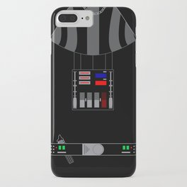 Star Wars Darth Vader Vector iPhone Case