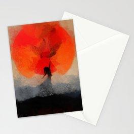 umbrellaliensunshine: atomicherry spring! Stationery Cards