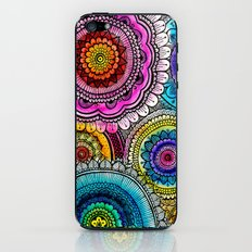 mandala iPhone & iPod Skin