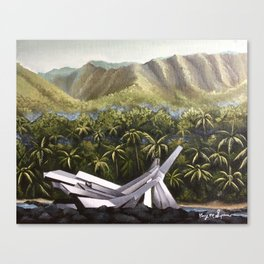 Catching Fire - Arena Cornucopia | Painting  Canvas Print