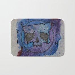 Rune Skull, Vampire Bloodlust Bath Mat