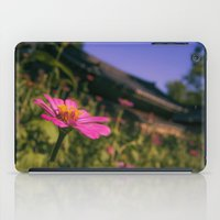 seoul iPad Cases featuring Seoul Flower by Clayton Jones