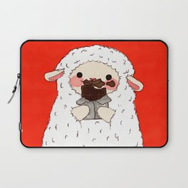 Chocolate Lamb Laptop Sleeve