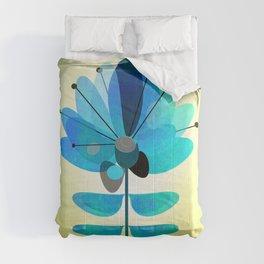 Die Blaue Blume Comforters