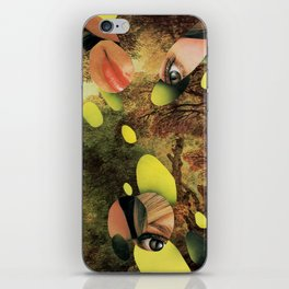 Forever Dreaming of Cythera iPhone Skin
