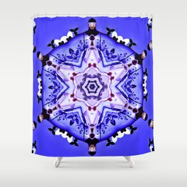 Knights Of The Round Table Shower Curtain