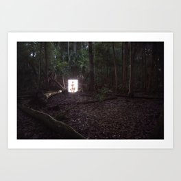 From The Woods Art Print