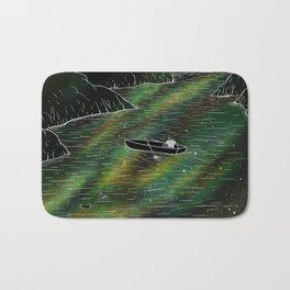 The Space Ship Bath Mat