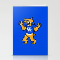 kentucky Stationery Cards featuring Kentucky by jublin