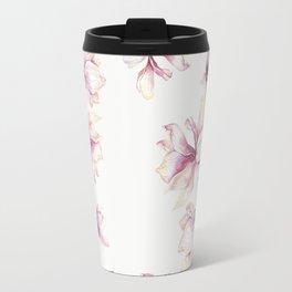Delicate Magnolia 2 Travel Mug