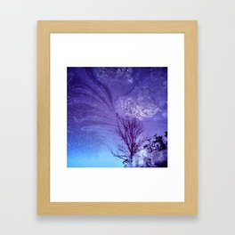 Nature Slick Framed Art Print