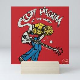 Scott Pilgrim | Pop Art Mini Art Print