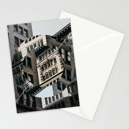 New York City in Focus/Out of Focus Stationery Cards