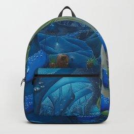 Mushroom Lagoon Backpack
