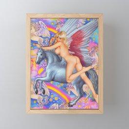 Pop Tart Framed Mini Art Print