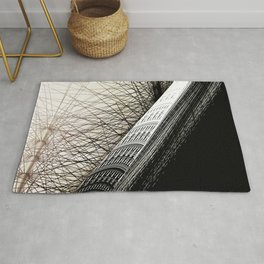 City And Art Rug