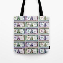 180 Million Dollars Money Bling Cash Dollar Bills Tote Bag