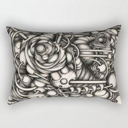 HeadAche_2 Rectangular Pillow