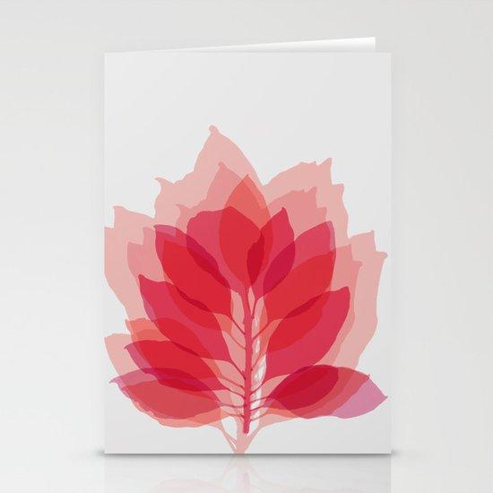 Blossom Rose Stationery Cards