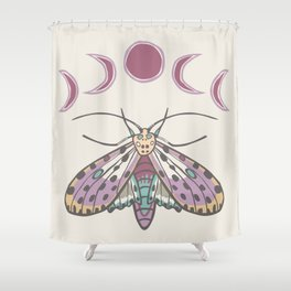 Gypsy Wings Shower Curtain