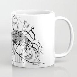 cool sketch 187 Coffee Mug