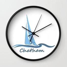 Chatham, Cape Cod Wall Clock
