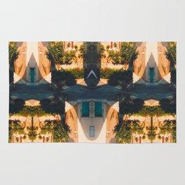 La Rue Provençale Photographic Pattern #1 Rug