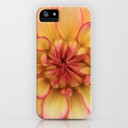 Dahlia - JUSTART © iPhone Case