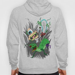 Chainsaw Jack Attack Hoody