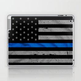 Thin Blue Line Laptop & iPad Skin