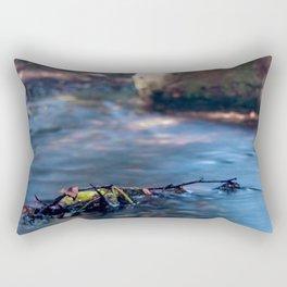 The brook Rectangular Pillow