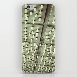 Marquee iPhone Skin