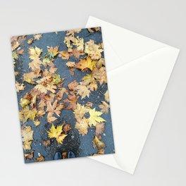 Autumn Floor Stationery Cards